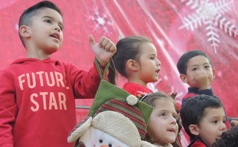 Grundschule Weihnachtsfeier.Weihnachtsfeier In Der Grundschule Colegio Alemán Alexander Von
